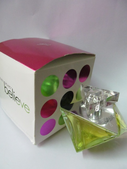 Britney Spears Believe Eau De Parfum Spray
