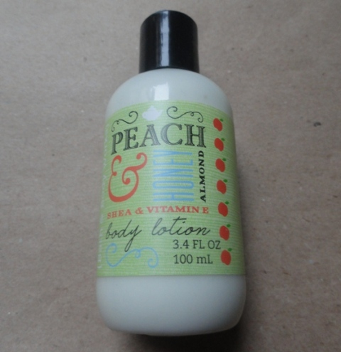 Bath And Body Works Peach Amp Honey Almond Body Lotion Is