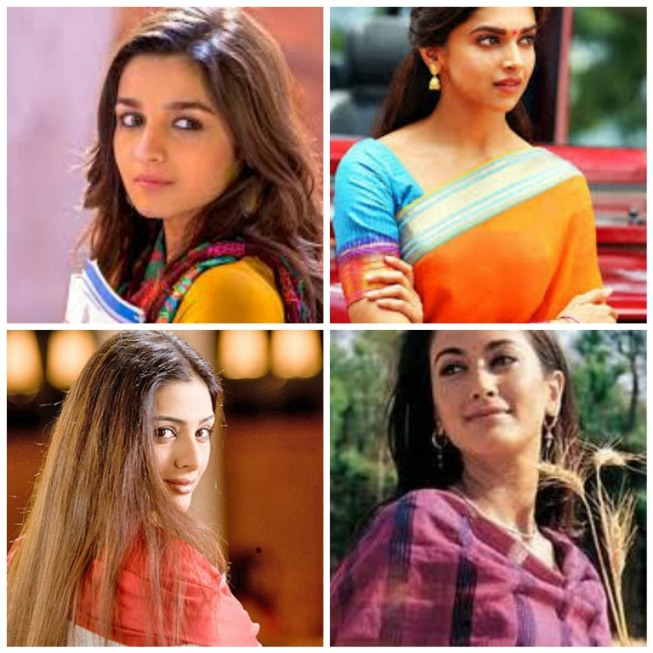 """Bollywood Actresses Who Carried Off The """"Naturally Beautiful Look"""" Flawlessly"""