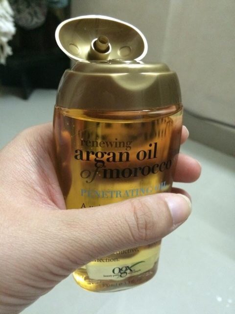 how to use renewing argan oil of morocco penetrating oil