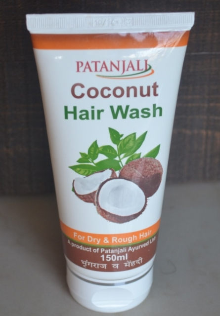 Patanjali Coconut Hair Wash Has Great Ingredients But