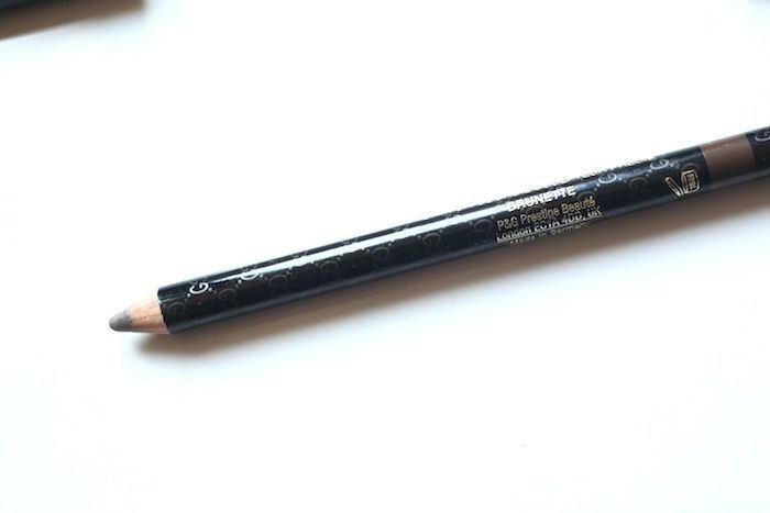 gucci precise sculpting brow pencil brunette