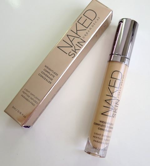 Urban Decay Naked Skin Weightless Complete Coverage