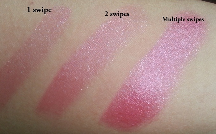 Lotus Pure Color Lipstick Shades Lotus Herbals Pure Colors Iced