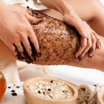 homemade cellulite scrub