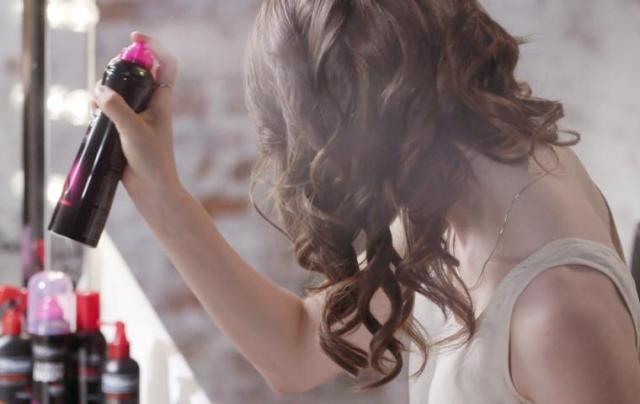 how to get flat hair to hold a curl