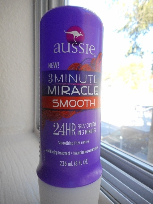 Aussie 3 Minute Miracle Smooth Conditioning Treatment Review