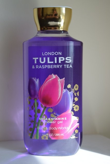 Bath And Body Works London Tulips And Raspberry Tea Shower Gel Review