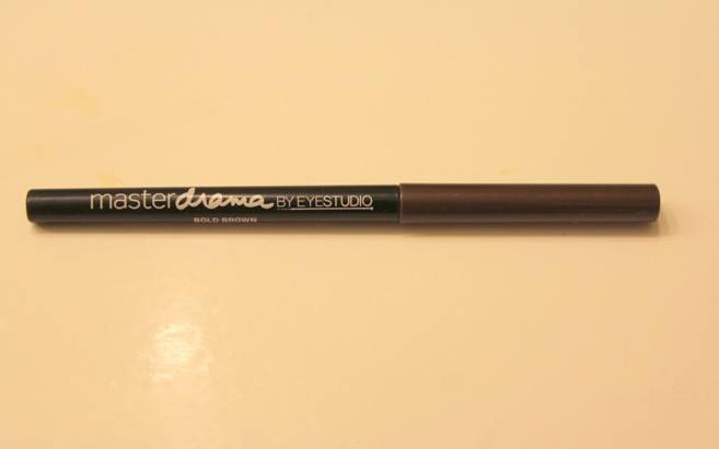 Brown Pencil Eyeliner Pencil Eyeliner Bold Brown