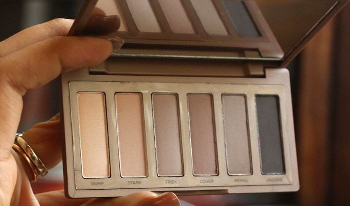 Naked2 Basics Eyeshadow Palette by Urban Decay #21