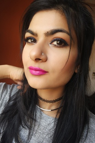 Ysl Rouge Pur Couture Fuchsia Pink 19 Review Swatch Fotd