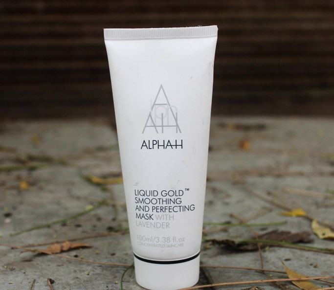 Alpha H Liquid Gold Smoothing and Perfecting Mask with Lavender