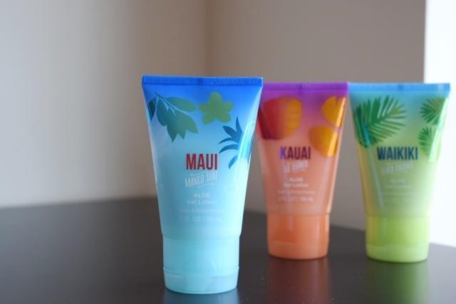 Bath And Body Works Maui Mango Surf Aloe Gel Lotion Review