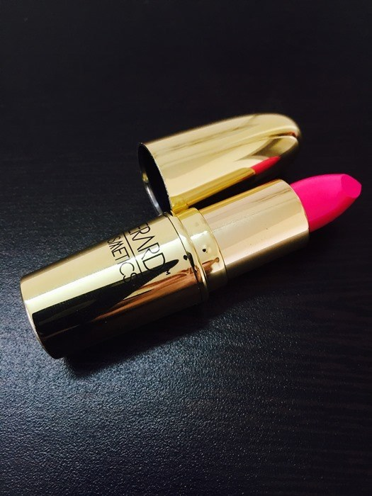 Gerard Cosmetics All Dolled Up Lipstick Review