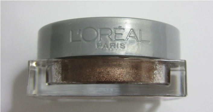 L'Oreal Paris Bronzed Taupe Infallible 24 HR Eyeshadow Review