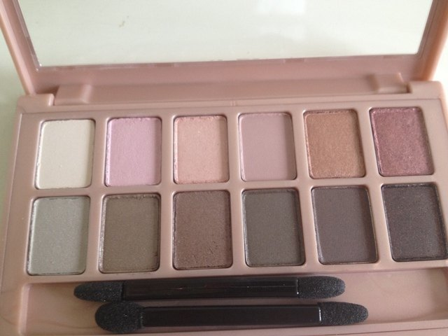 The blushed nudes maybelline review pic 83