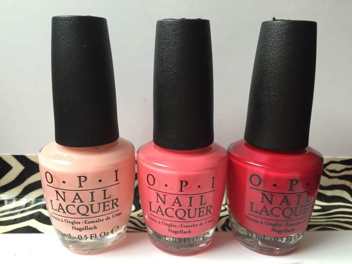 OPI Nail Lacquer in Passion, Suzi's Hungary Again!, OPI Red Review