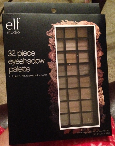 Elf Studio Endless Eyes Pro Mini Eyeshadow Palette Natural Review