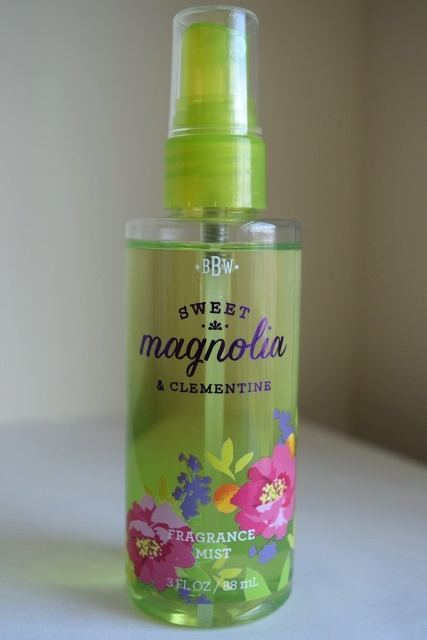 Bath And Body Works Sweet Magnolia And Clementine