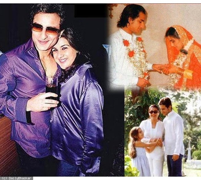 Bollywood Celebs Who Are Younger Than Their Wives