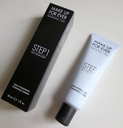 Make Up For Ever Step 1 Skin Equalizer in Hydrating Primer Variation (4)
