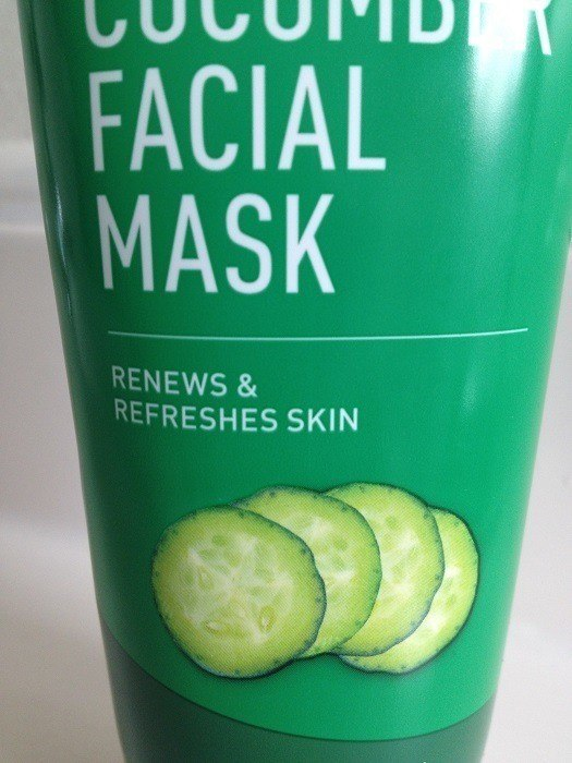 Speaking, obvious. cucumber facial peel doesn't matter!