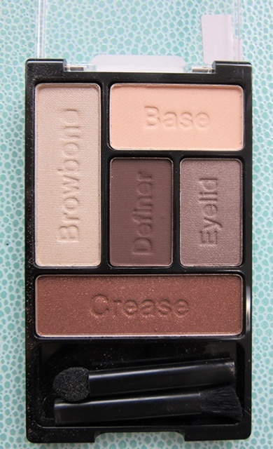 Wet n Wild Naked Truth Color Icon 5-Pan Eyeshadow