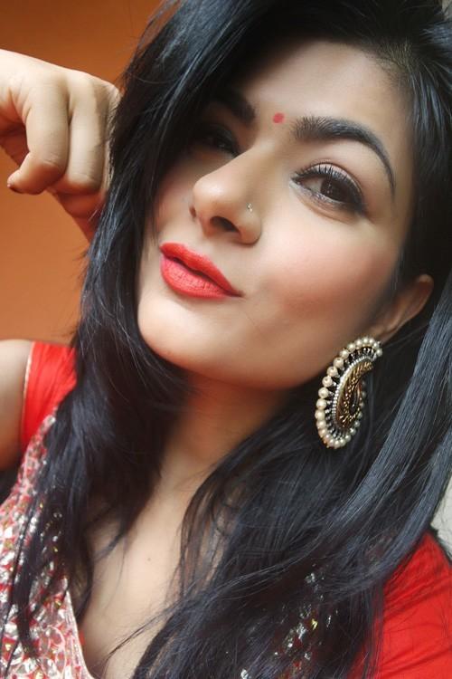 Kangana Ranaut Makeup Breakdown Tanu Weds Manu Returns