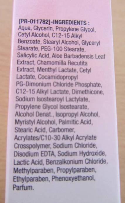 Neutrogena Visibly Clear Pink Grapefruit Oil-Free Moisturiser Review2