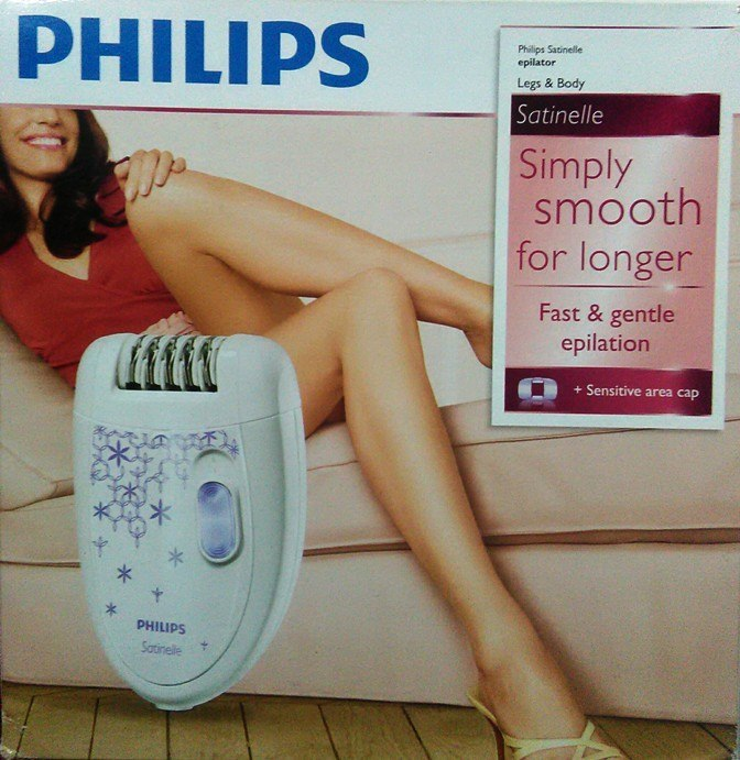 how to clean conair epilator