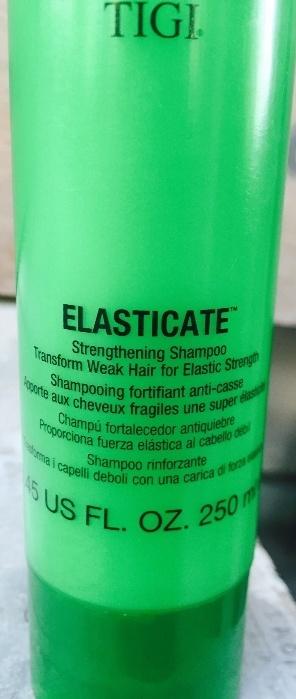 TIGI Bed Head Elasticate Strengthening Shampoo Review2
