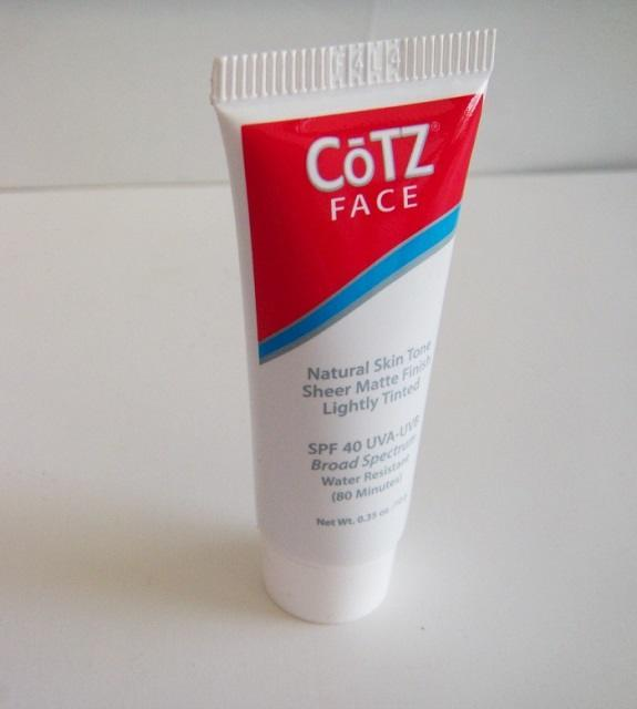 Cotz Face Natural Skin Tone Spf  Review