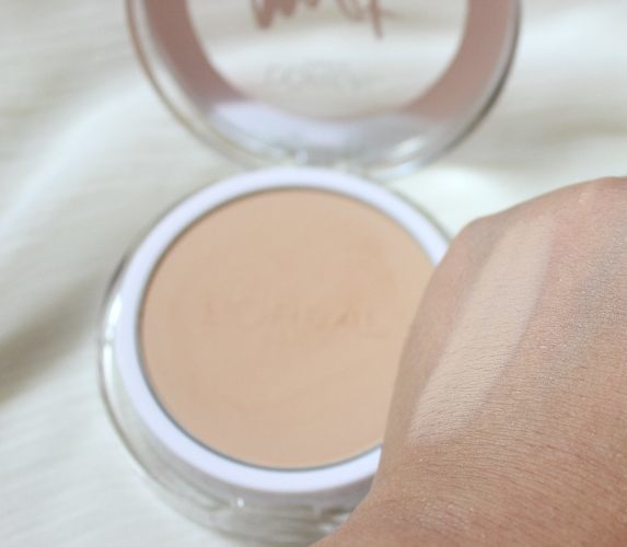 L'Oreal Mat Magique All In One Matte Transforming Powder 7