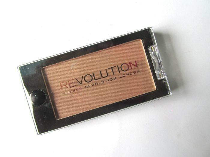 makeup revolution london eyeshadow review