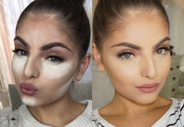 Clown Contouring And Baking