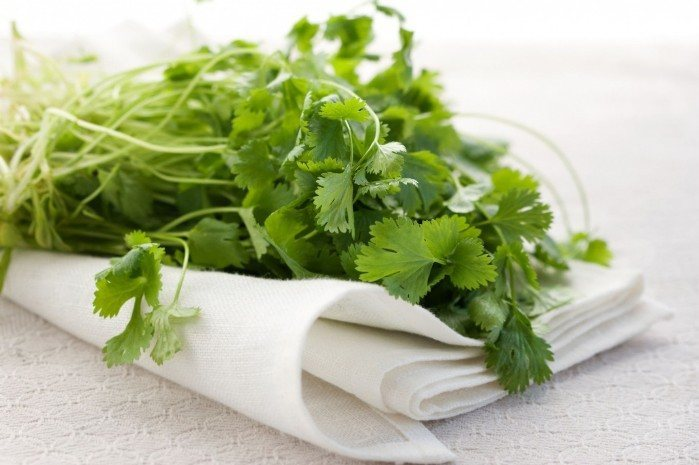 Hair, Skin and Health Benefits of Cilantro