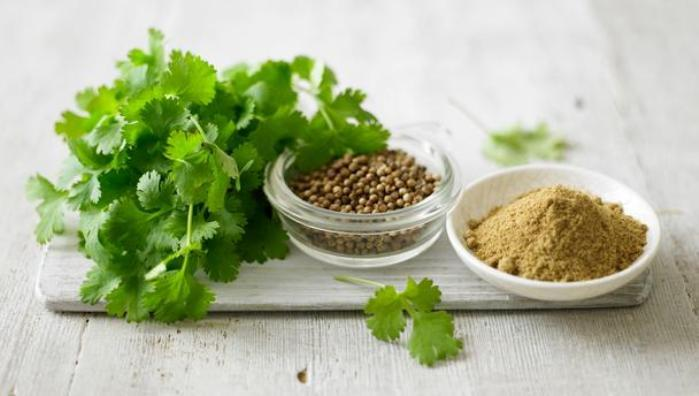 Hair, Skin and Health Benefits of Cilantro4