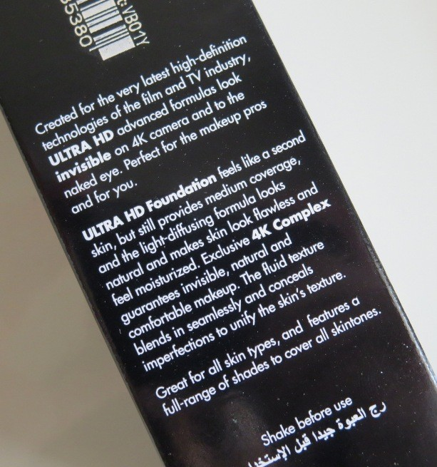 ... view make up for ever ultra hd invisible cover foundation review · makeup forever ...