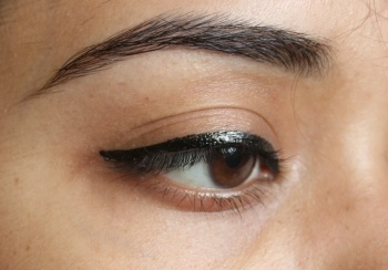 Faces Glam On Perfect Noir Eyeliner Review