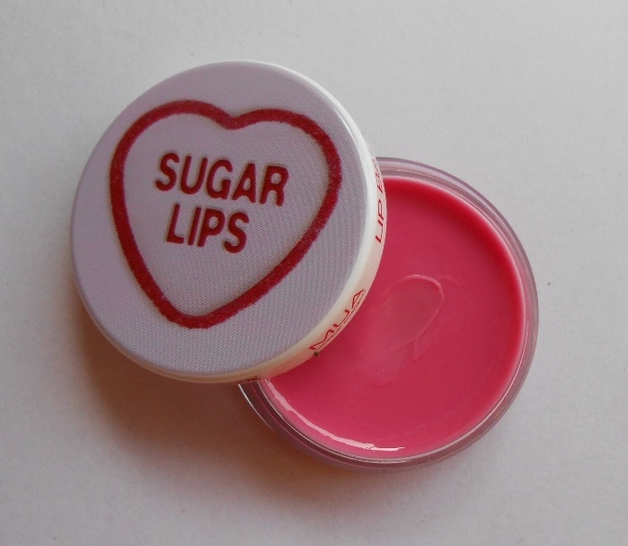 MUA Sugar Lips Love Hearts Lip Balm Review4