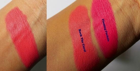 Maybelline Color Show Rock The Coral Creamy Matte Lip Color Review7