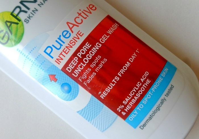 New Garnier Pure Active Real Neem Face Wash Review ...