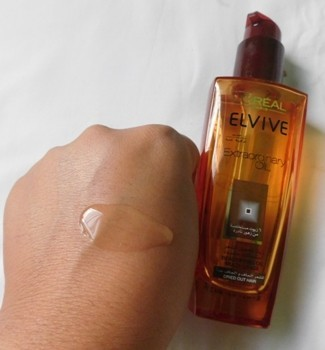 L'Oreal Elvive Extraordinary Oil For Dried Out Hair Review
