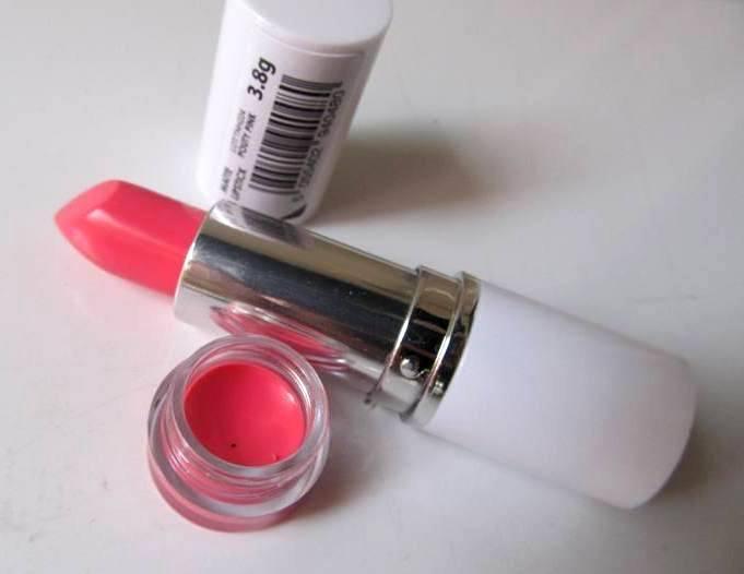 MUA Pouty Pink Matte Lipstick Review