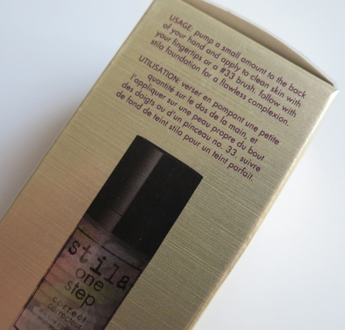 Stila One Step Skin Tone Correcting And Brightening Serum