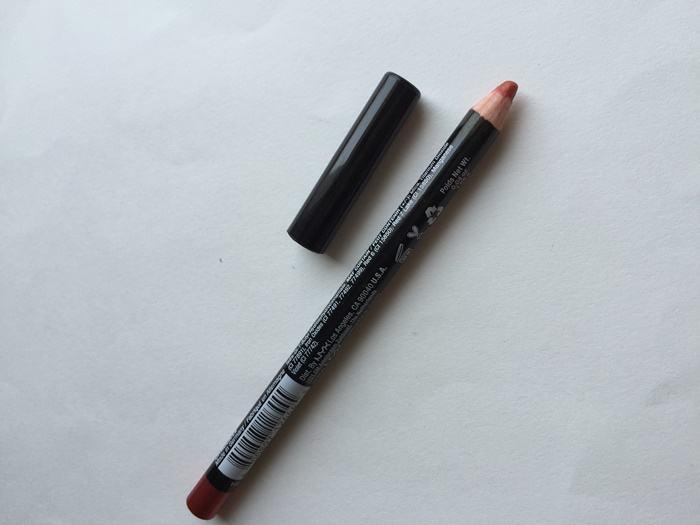NYX #852 Pumpkin Lip Liner