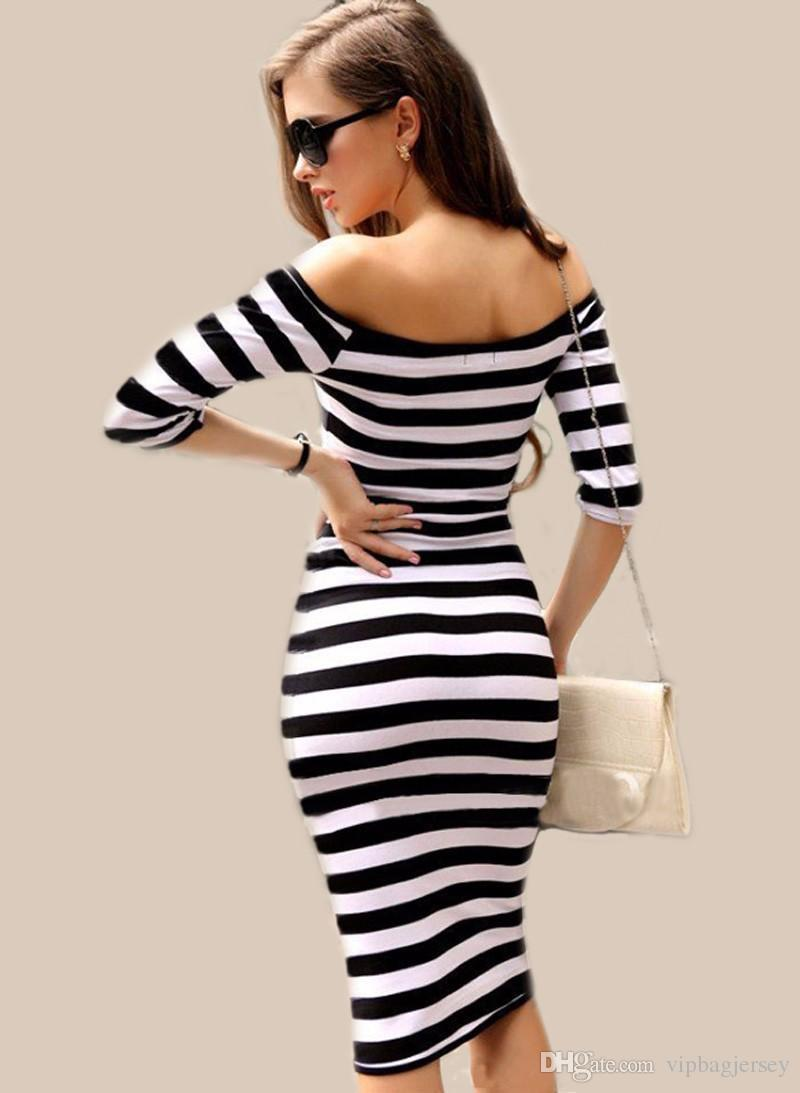 Stripes Fashion Style Guide According To Your Body Shape