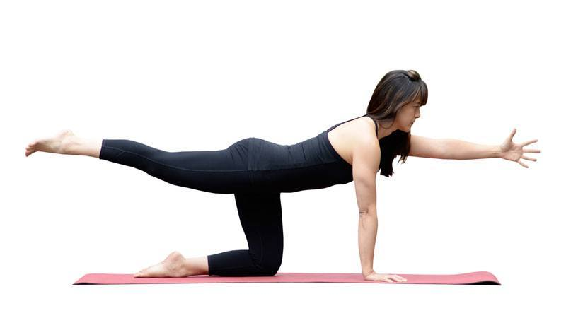 7 best yoga poses for your overall health for Table yoga pose