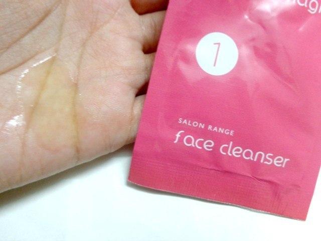 blossom kochhar aroma magic 7 step skin glow facial review-step 1