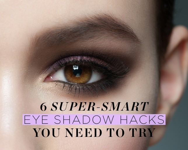 6 Unexpected Ways to Use Eye Shadows